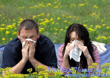 виды аллергии на коже