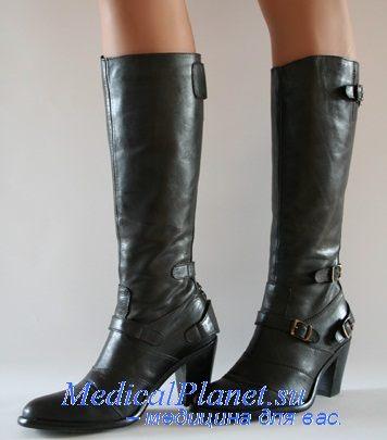 Женская обувь на полную ногу