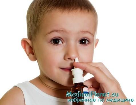 лечение насморка у детей при сахарном диабете