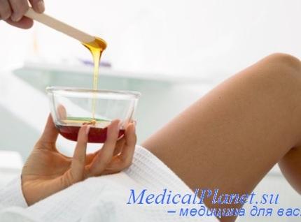 Эффективный крем для депиляции интимных зон
