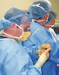 Оперативные доступы в гинекологии.