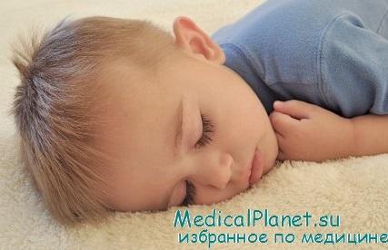 метаболические судороги у детей
