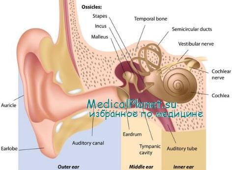 головокружение при синдроме меньера