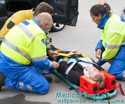 Дорожно-транспортные травмы у детей