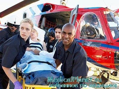 Транспортировка пациентов с травмой