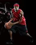 травма у баскетболиста