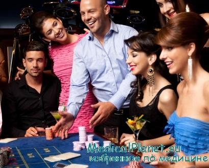 психологи об азартных играх - лудомания