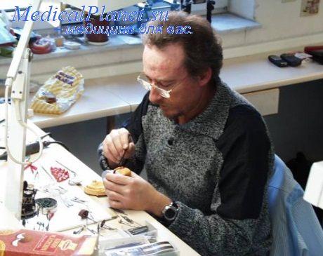зубной техник