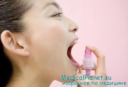 запах изо рта ничего не помогает